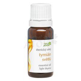 Éterický olej Tymián světlý Atok 10ml