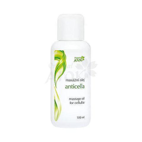 Masážní olej Anticella Atok 100 ml
