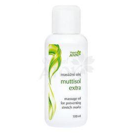 Masážní olej Muttisol Extra Atok 100ml