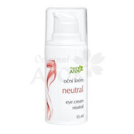 Oční krém Neutral Atok 15 ml