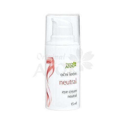 Oční krém Neutral Atok 15 ml