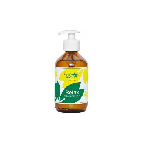 Tělový a masážní olej Relax Atok 50 ml
