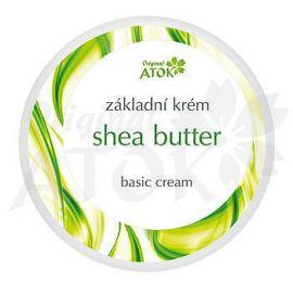 Základní krém Shea Butter Atok  50 ml