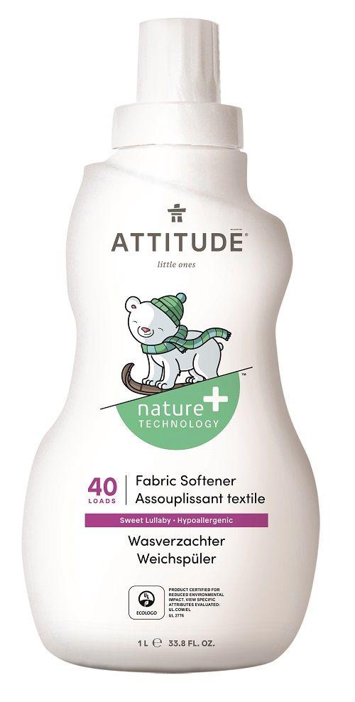 Aviváž pro děti s vůní Sweet Lullaby Attitude 1000 ml