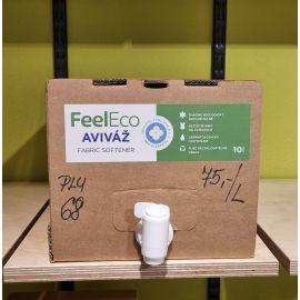Aviváž s vůni bavlny Feel Eco 1 L - BEZOBAL
