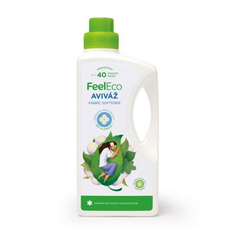Aviváž s vůní přírodní bavlny Feel eco 1L