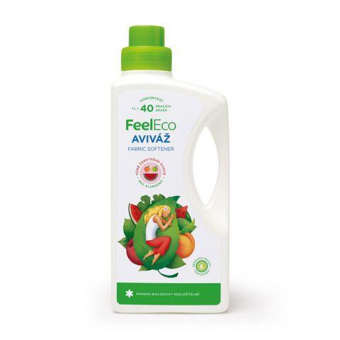Aviváž s vůní přírodního ovoce Feel Eco 1 L