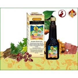 Oil 24 Mahasiddhartha - regenerace tkáně, problémy hrudníku, zahlenění Ayur Siddhalepa 220 ml