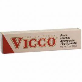 Ayurvedská Zubní pasta herbální z 20 bylin VICCO  85g