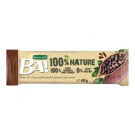 BA 100% nature tyčinka kakao 40 g