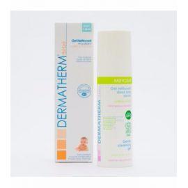 Bio jemný čistící gel pro děti na obličej, tělo a vlasy Babyclear Dermatherm 150ml