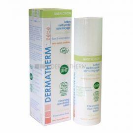 Bio čistící mléko pro děti na obličej a tělo Babylotion Dermatherm 150ml