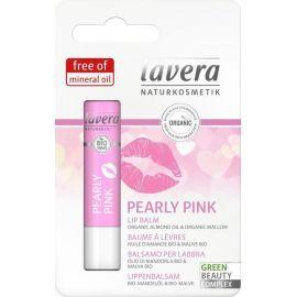 Balzám na rty PEARLY PINK Lavera 4.5 g