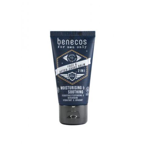 Balzám po holení pro muže Benecos 50ml