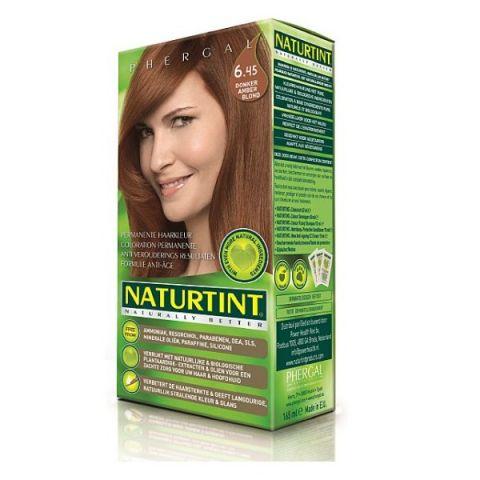 Barva 6.45 Tmavá blond Pryskyřice Naturtint 165 ml
