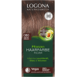Barva na vlasy Henna Hnědá přírodní Logona 100g