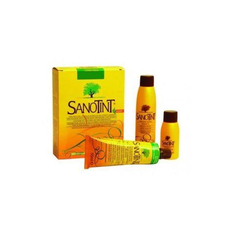 Barva na vlasy Světle šedá 82 Sanotint Sensitive