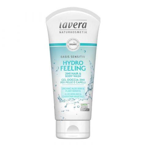 Basis Sprchový gel na tělo i vlasy Lavera 200 ml