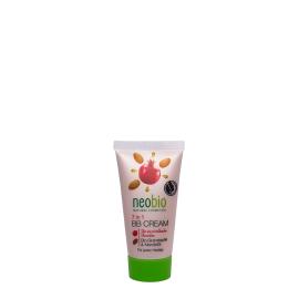 BB krém 7v1 Bio Granátové jablko & Mandlový olej Neobio  30ml