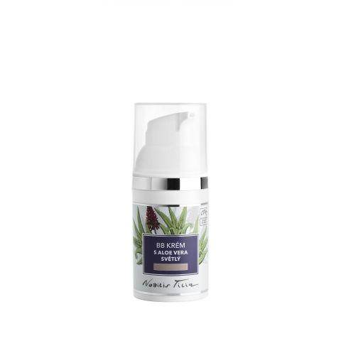 BB krém s Aloe vera světlý Nobilis 30 ml