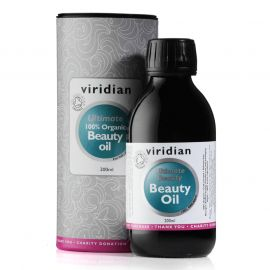 Beauty Oil Organic (Olej pro péči o vzhled) 200ml Viridian