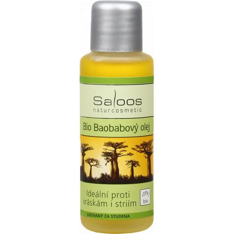 Bio Baobabový olej Saloos 50 ml