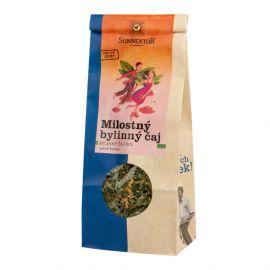 Bio Čaj Milostný bylinný sypaný Sonnentor 50 g