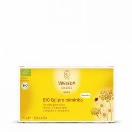 BIO Čaj pro miminko - porcovaný 30 g Weleda