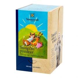 Bio Čaj Sluneční pozdrav Sonnentor 45g