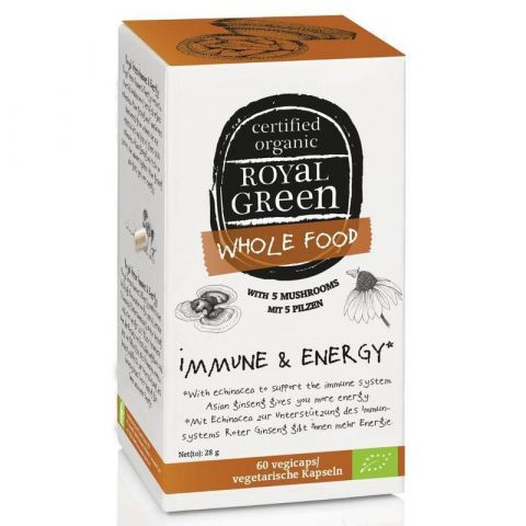 Bio Imunita a energie Royal Green 60 kapslí