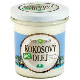 Kokosák BIO - kokosový olej panenský Purity Vision 300 ml