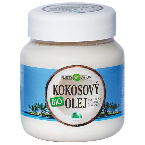 BIO Kokosový olej panenský PV 700ml