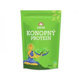 Bio konopný protein Iswari 250g