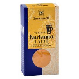 Bio Kurkuma Latte-vanilka krabička (Pikantní kořeněná směs) Sonnentor 60g