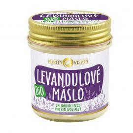 Bio Levandulové máslo Purity Vision 120 ml