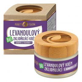 Bio levandulový krém zklidňující Purity Vision 40 ml