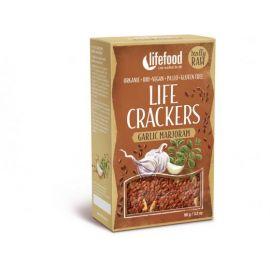 Bio Life Crackers á la bramborák RAW Lifefood 90g