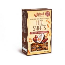 Bio Life sweets pohánky kokosové Lifefood 100g