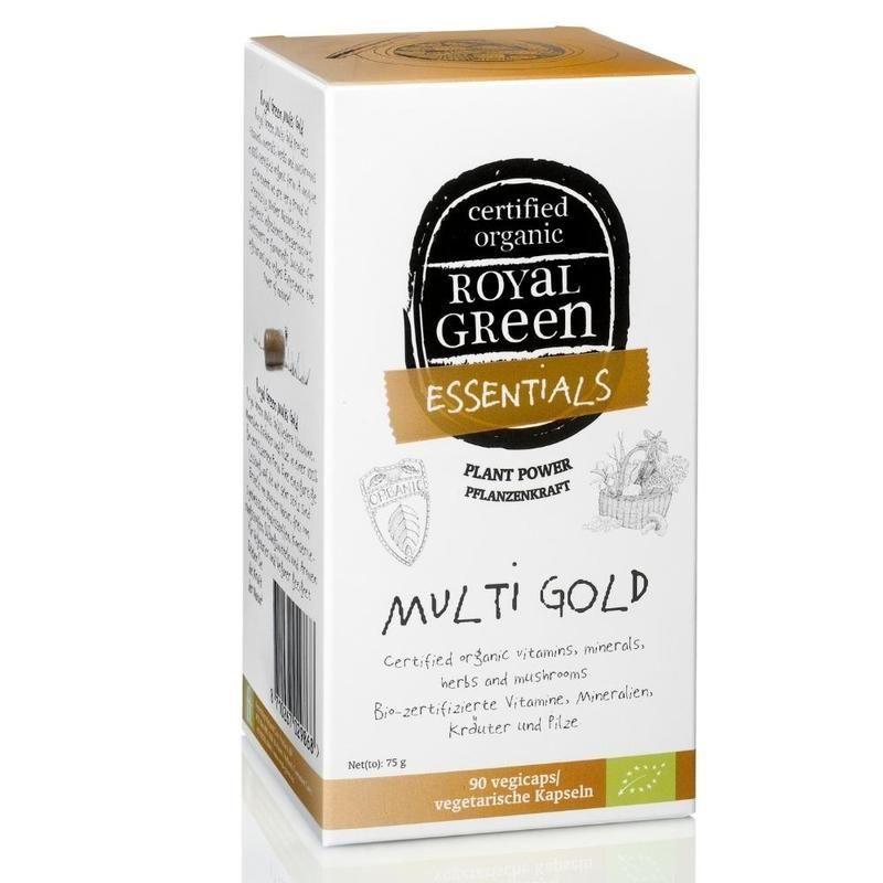 Royal Green Bio Multi Gold 90 kapslí