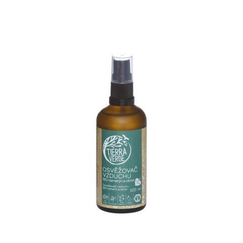 Bio Osvěžovač vzduchu Rozmarýn a Citron Tierra Verde 100 ml