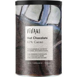 Bio pravá horká čokoláda Vivani 280g