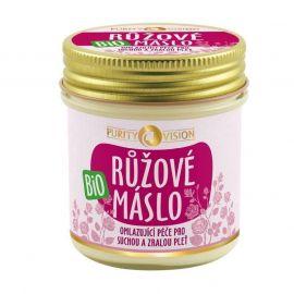 Bio Růžové máslo Purity Vision 120 ml