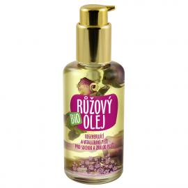 Bio Růžový olej Purity Vision 100 ml