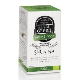 Bio Spirulina Royal Green 60 tablet