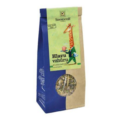Sonnentor Bio sypaný čaj Hlavu vzhůru 50g