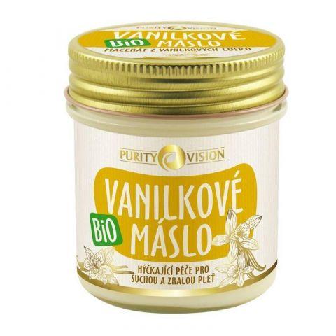 Bio Vanilkové máslo Purity Vision 120 ml