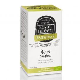 Bio Železo komplex Royal Green 60 tablet