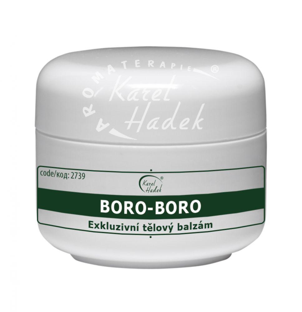 Boro-boro Tělový bazám Hadek