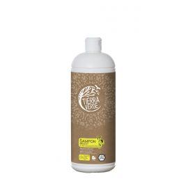 Březový šampon na suché vlasy s vůní citronové trávy Yellow & Blue 1 l