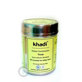 Bylinná pleťová maska NEEM Khadi  50g